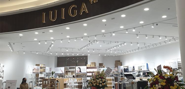 IUIGA Mall of Indonesia